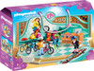 Playmobil Playmobil 9402 Boutique de skate et vélos (skateboard) 4008789094025