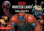 Gale Force Nine Donjons et dragons 5e DD 5e (en) Monster Cards Challenge 0-5 (D&D) 9780786966721