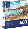 Trefl Casse-tête 500 Large Bateaux et filets (gp) 061152702402