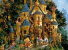 Ravensburger Casse-tête 500 collège de magie 4005556141128