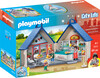Playmobil Playmobil 70111 Restaurant transportable 4008789701114