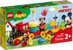 LEGO LEGO 10941 Le train d'anniversaire de Mickey et Min 673419338028