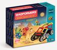 Magformers Magformers aventure du désert 32pcs, moteur, roues, chenilles (construction magnétique) 730658030103