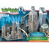 Wrebbit Casse-tête 3D New York Collection MidTown East, États-Unis (875pcs) 665541020117