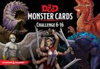 Gale Force Nine Donjons et dragons 5e DD 5e (en) Monster Cards Challenge 6-16 (D&D)