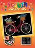 Sequin Paillette Sequin Art bicyclette (paillettes) 5013634017165
