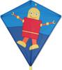 "Premier Kites Cerf-volant monocorde diamant 30"" robot joyeux 630104153144"