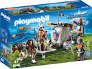Playmobil Playmobil 9341 Char de combat avec baliste et nains 4008789093417