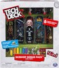 Tech Deck Tech Deck Skate Shop ensemble bonus, 6 planches skateboards à doigt (varié) 778988238141