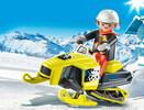Playmobil Playmobil 9285 Motoneige 4008789092854
