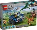 LEGO LEGO 75940 L'évasion du Gallimimus et du Ptéranodon 673419317856