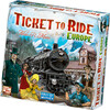 Days of Wonder Ticket to Ride (en) base Europe (Aventuriers du rail) 824968717929