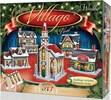 Wrebbit Casse-tête 3D Village de Noël (116pcs) 665541056017