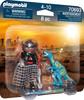 Playmobil Playmobil 70693 Duo Braconnier et vélociraptor (mai 2021) 4008789706935