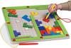 Go Go Toys Jeu defi magnétique tetris en bois (Magnetic Challenge) (fr/en) 4711155468015