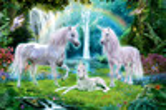 Trefl Casse-tête 260 licorne 5900511132403