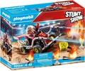 Playmobil Playmobil 70554 Stuntshow Vehicule et pompier (janvier 2021) 4008789705549