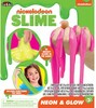 Cra-Z-Art Nickelodeon Glow and Neon Slime 884920188242