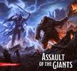 NECA/WizKids LLC D&D Assault of the Giants (en) édition standard 634482721858