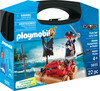 Playmobil Playmobil 5655 Mallette transportable Pirates (juin 2016) 4008789056559
