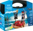 Playmobil Playmobil 5655 Mallette transportable Pirates (juin 2016) 4008789056559
