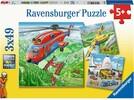 Ravensburger Casse-tête 49x3 Au dessus des nuages 4005556050338