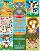 Melissa & Doug Bloc d'autocollants créer des visages animaux farfelus Melissa & Doug 8605 000772186056