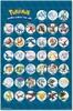 Pokémon Affiche/poster Pokémon 14865 882663048656