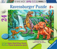 Ravensburger Casse-tête plancher 24 Les chutes des dinos 4005556055418