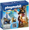 Playmobil Playmobil 4798 Super 4 Pirate Sharkbeard (fév 2016) 4008789047984