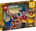 LEGO LEGO 31102 Le dragon de feu 673419317757