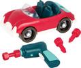 Battat Take-Apart auto de course à assembler et démonter 062243328884