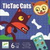 Djeco TicTacCats (fr/en) jeu de stratégie 3070900084490