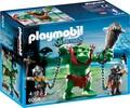Playmobil Playmobil 6004 Soldats nains avec troll (juil 2015) 4008789060044