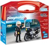 Playmobil Playmobil 5648 Mallette transportable Police (mars 2016) 4008789056481