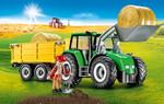 Playmobil Playmobil 9317 Tracteur avec remorque 4008789093172