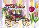 Heye Casse-tête 1000 Gabila - chariot 4001689297800