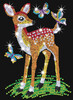 Sequin Paillette Sequin Art biche Bambi (paillettes) 5013634007104