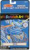 Melissa & Doug Scratch Art véhicules de voyage (cartes à gratter) Melissa & Doug 9141 000772091411
