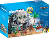 Playmobil Playmobil 70113 Ile des pirates transportable 4008789701138