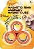 Tangle Creations Fidget - 3 Anneaux magnétiques (unité) (variés) 059562767999