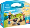Playmobil Playmobil 5649 Mallette transportable Barbecue (mars 2016) 4008789056498