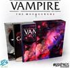 Modiphius Vampire Masquerade 5th (en) Slipcase Set Hard Cover (3 books: Corebook, Camarilla and Anarch supplements) 9781912743001