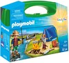 Playmobil Playmobil 9323 Mallette transportable Campeurs 4008789093233