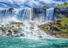Trefl Casse-tête 1000 Chutes de Niagara, Ontario, Canada 061152281815