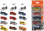 Majorette Majorette auto de course, ensemble de 5 (unité) (varié) 3467452084113