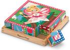 Melissa & Doug Casse-tête cubes 16 princesses et fées en bois Melissa & Doug 9040 000772190404