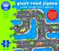 Orchard Toys Casse-tête 20 plancher géant route (fr/en) 5011863301604