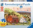 Ravensburger Casse-tête 300 Large Concours de cerf-volants 4005556135899
