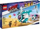 LEGO LEGO 70830 Film 2 Le vaisseau Systar de Sweet Mayhem 673419302296